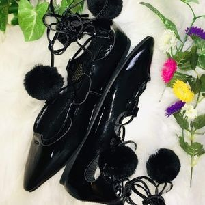 Shoes - New LFL by Lust For Life Black Patent Shoe